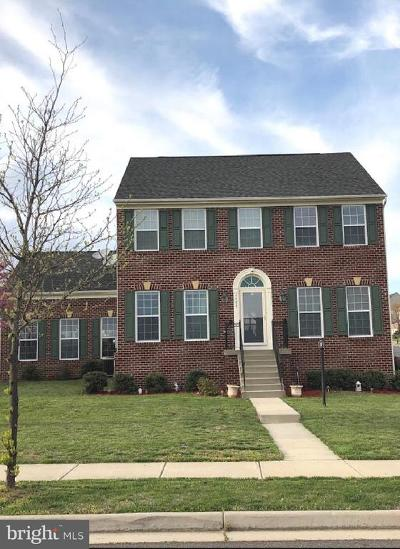 Woodbridge Single Family Home For Sale: 2408 Scuppers Lane