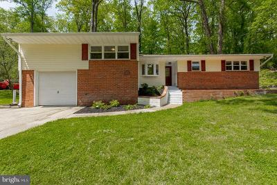 Triangle Single Family Home For Sale: 18328 Sharon Road