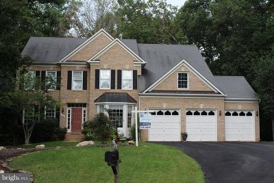 Manassas VA Single Family Home For Sale: $682,500