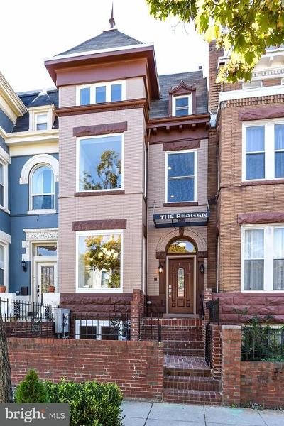 Bloomingdale Townhouse For Sale: 1926 1st NW #1