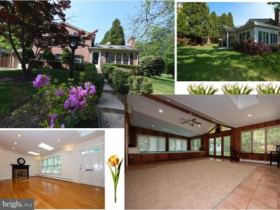 North Bethesda Single Family Home For Sale: 7071 Wolftree Lane