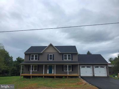 Boonsboro Single Family Home For Sale: 7424 Mountain Laurel Road
