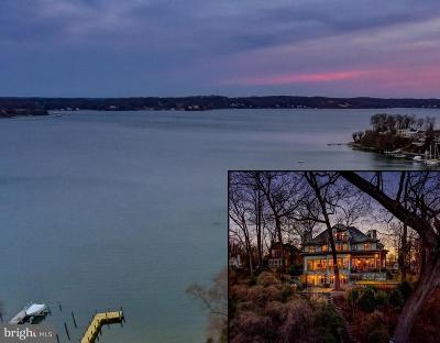 Crownsville Single Family Home For Sale: 743 Riverside Drive