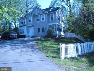 Crownsville Single Family Home For Sale: 1345 Fairfield Loop Road