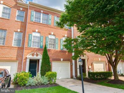 Laurel Townhouse For Sale: 8442 Pamela Way #91