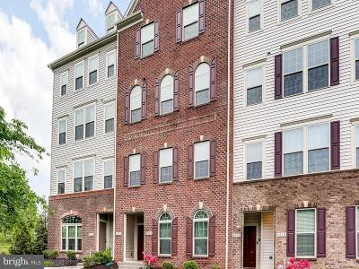 Odenton Townhouse For Sale: 8006 Orchard Grove Road