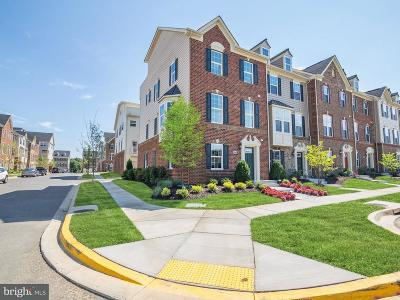 Monrovia Townhouse For Sale: 4525 Landsdale Parkway