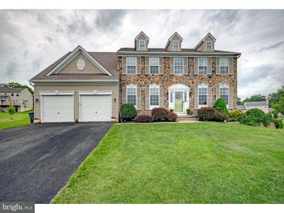 Coatesville Single Family Home For Sale: 150 Durham Drive
