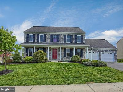 Camp Hill, Mechanicsburg Single Family Home For Sale: 703 Evelyn Avenue