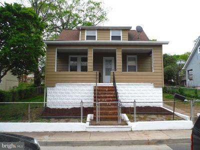 Baltimore Single Family Home For Sale: 4007 Chesmont Avenue