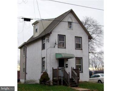 Oxford Single Family Home For Sale: 265 S 3rd Street