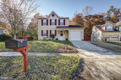 Clinton Single Family Home Under Contract: 8707 Delphi Drive