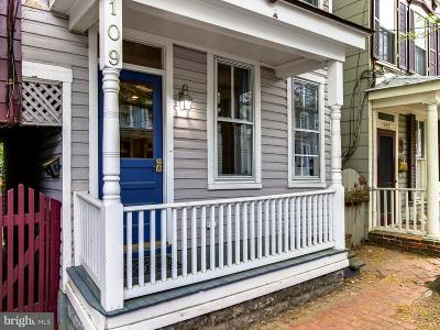 Annapolis Townhouse For Sale: 109 Charles Street