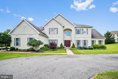 Upper Marlboro, Laurel, Rockville, Silver Spring Single Family Home For Sale: 3909 Fox Valley Drive