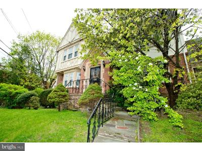 Merion Station Single Family Home For Sale: 26 Old Lancaster Road