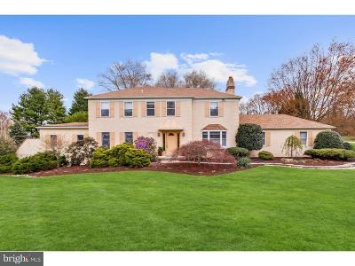 Newtown Square Single Family Home For Sale: 1105 Beverly Lane