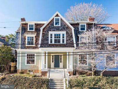 Annapolis Single Family Home For Sale: 63 Franklin Street