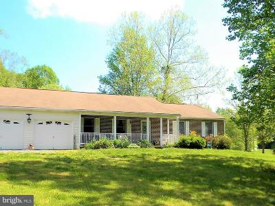 Huntingtown MD Single Family Home Under Contract: $359,900
