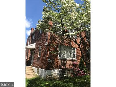 Oxford Circle Single Family Home For Sale: 1731 Teesdale Street