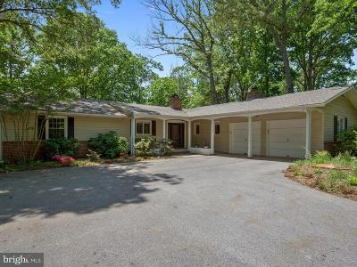 Severna Park Single Family Home For Sale: 47 Saint Andrews Road