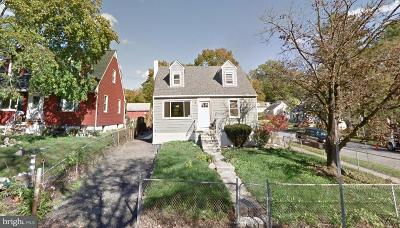 Baltimore MD Single Family Home For Sale: $249,000