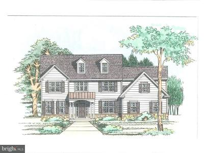 West Chester Single Family Home For Sale: Lot#a Bishops Court
