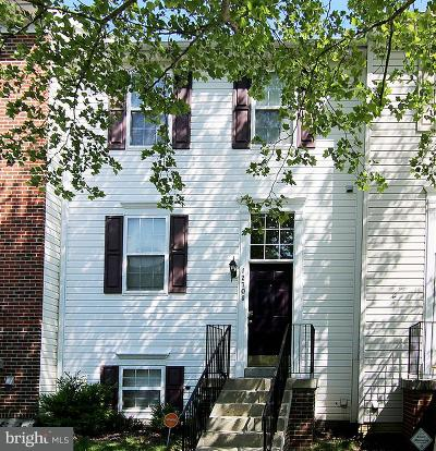 Prince Georges County Townhouse For Sale: 12708 New Town Way