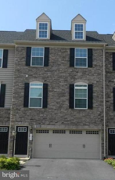 Gainesville, Haymarket Townhouse For Sale: 7022 Darbey Knoll Drive