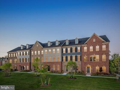 Pikesville Townhouse For Sale: 611 Iron Way