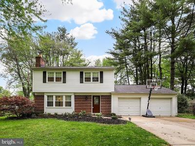 Ellicott City MD Single Family Home For Sale: $490,000
