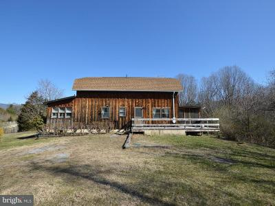 Page County Single Family Home For Sale: 609 Mountain View Road