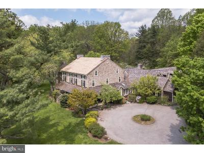 Newtown Square Single Family Home For Sale: 3319 Sawmill Road