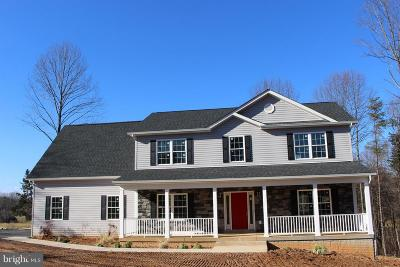 Culpeper Single Family Home For Sale: 15430 Gibson Mill Road