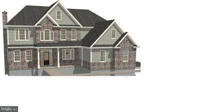 Mechanicsburg Single Family Home For Sale: Lot 25 Osprey Circle