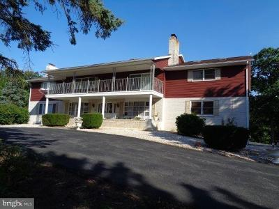 Single Family Home For Sale: 735 Greenspring Road