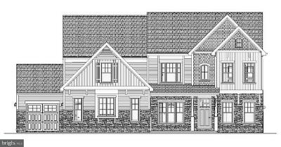 Camp Hill, Mechanicsburg Single Family Home For Sale: Lot 25 Hawks Landing