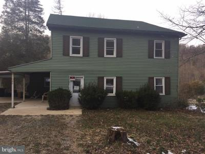 New Bloomfield Single Family Home For Sale: 988 Clouser Hollow Road