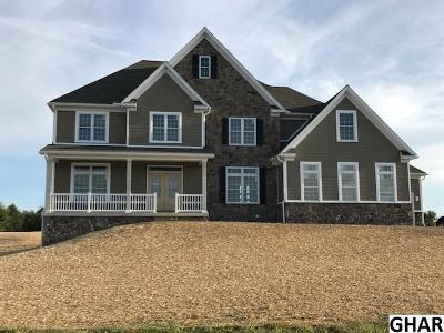 Mechanicsburg Single Family Home For Sale: Lot 7 Freedom Court