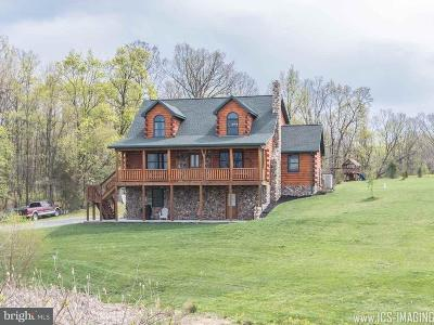 Single Family Home For Sale: 180 Brick Church Road