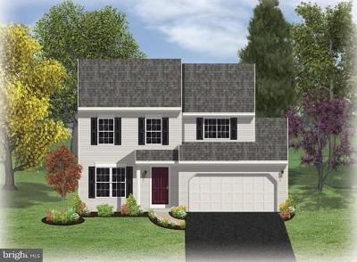 Middletown Single Family Home For Sale: Edinburgh Road #LOT 9