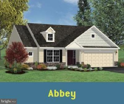 Mechanicsburg Single Family Home For Sale: Lot 400 Liberty Drive