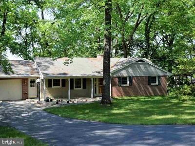 Hershey Single Family Home For Sale: 85 S Hills Drive