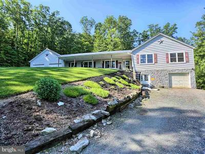 Single Family Home For Sale: 160 Fenicle Hill Lane