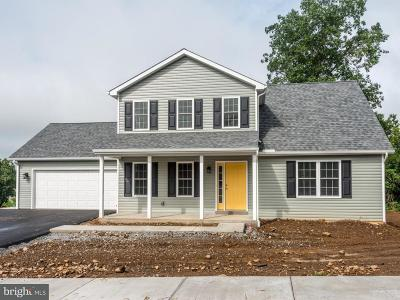 East Earl Single Family Home For Sale: 570 Red Run Road
