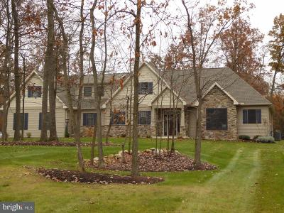 Single Family Home Under Contract: 10 Barnitz Woods Drive