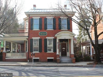 Lititz Single Family Home For Sale: 62 E Main Street