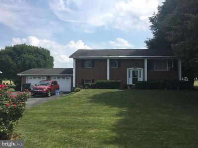 Shippensburg Single Family Home For Sale: 586 Walnut Bottom Road