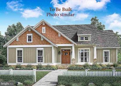 Fairfield Single Family Home For Sale: Lot 1a Otter Trail