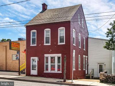 Columbia Single Family Home For Sale: 154 Lancaster Avenue