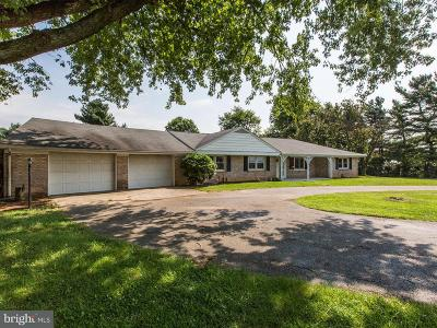 New Providence Single Family Home For Sale: 669 Truce Road